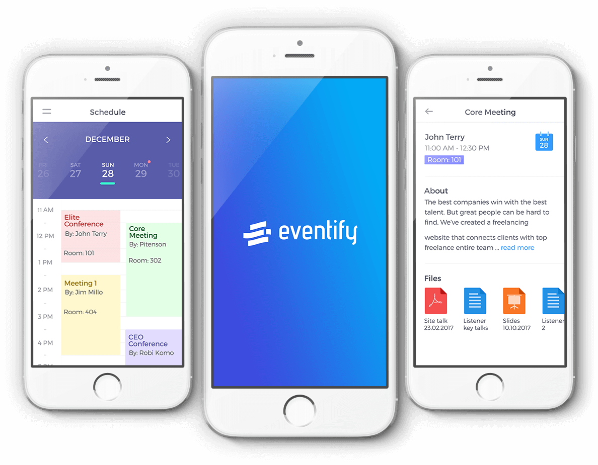 Eventify has better features than Whova, Topi, Attendify, and the rest. Read here.